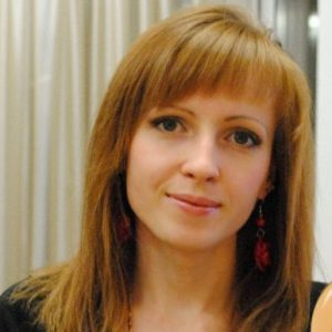 Світлана Цимбалюк (випуск 2014 р.)
